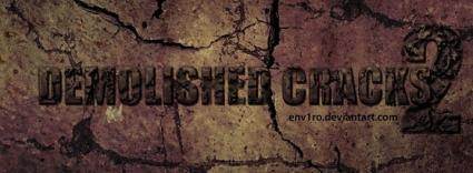 Demolished Cracks Brushes
