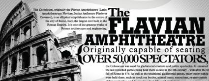 Showcase of Big, Bold Typography
