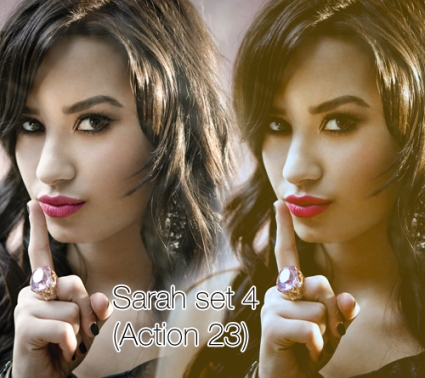 Sarah Set 4