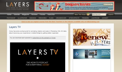 Layers TV