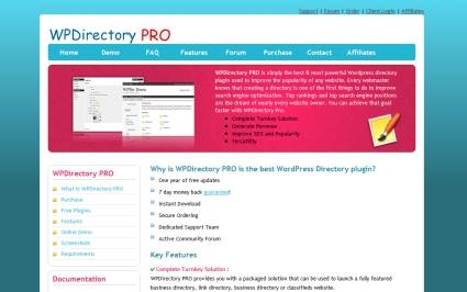 WPDirectory Pro