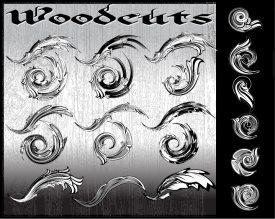 Woodcuts Brushes