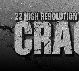 High-Res Cracked Brushes