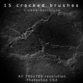 Cracked Brushes