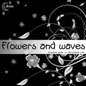 Flowers and Waves