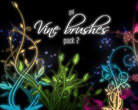 Vine Brushes
