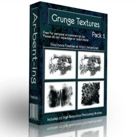 Grunge Texture Brushes