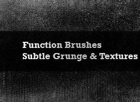 Subtle Grunge & Textures