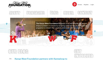 Kanye West Foundation