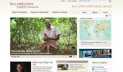 The Bill & Melinda Gates Foundation
