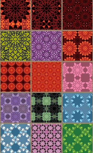 Patterns Pack 05