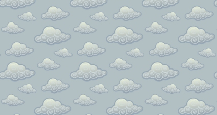 Stylized  Clouds