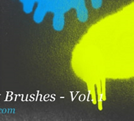 Spray Paint Brushes