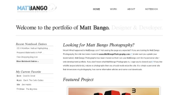 Matt Bango