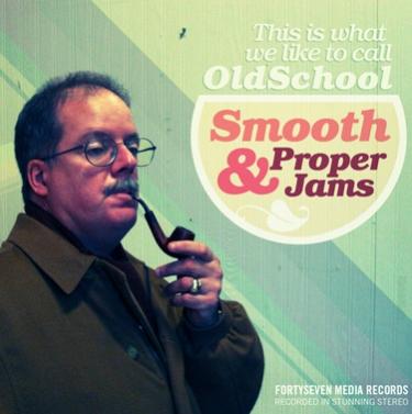 Sweet Old School Album Cover