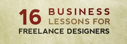 16 Business Lessons for Freelancers