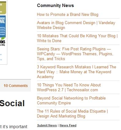 Community News at Traffikd