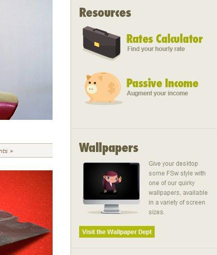 Blog Sidebars