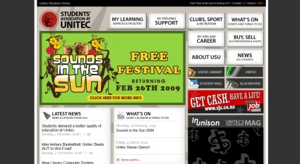 Non-Proft Websites