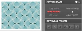 COLOURlovers patterns