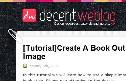 Decent Weblog