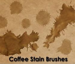 photoshop stains brushes