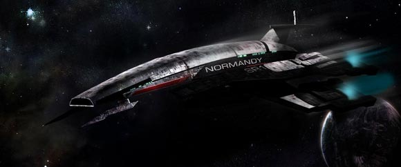 Creating-Normandy-SR1-in-3D