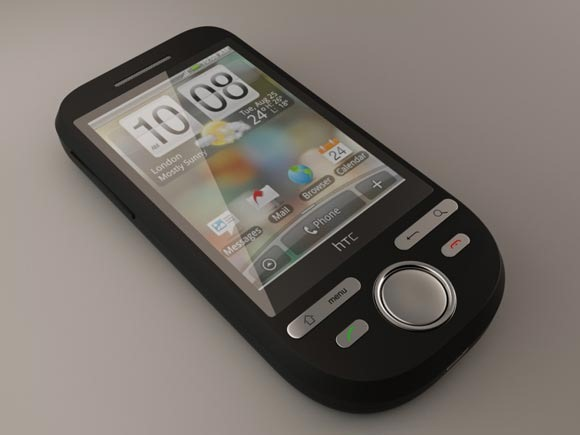 HTC-Tattoo-android-phone