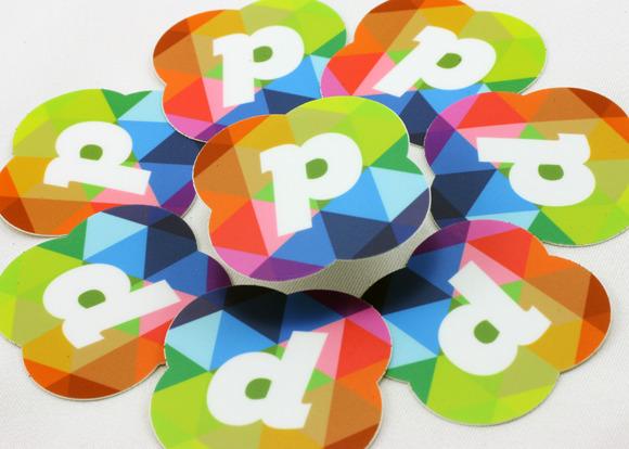 Popset Stickers