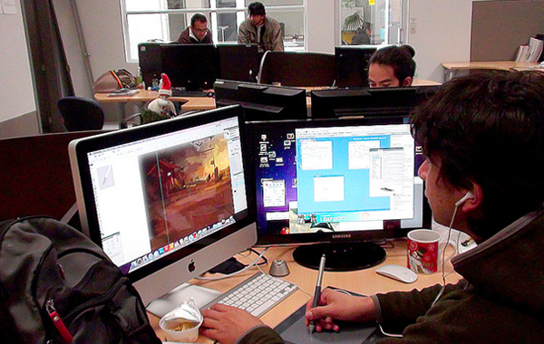 Karibu Games Tech Startup Office in Quito Ecuador