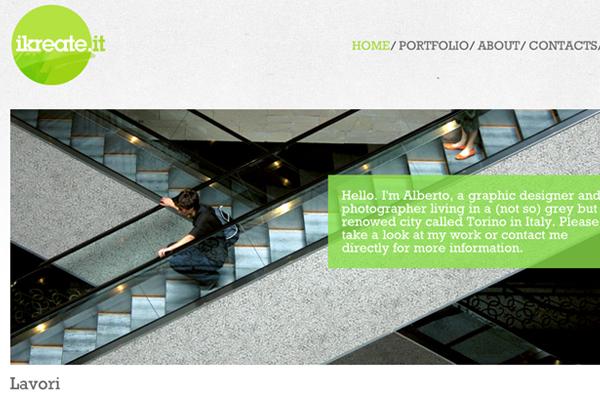 Italian website studio design agency