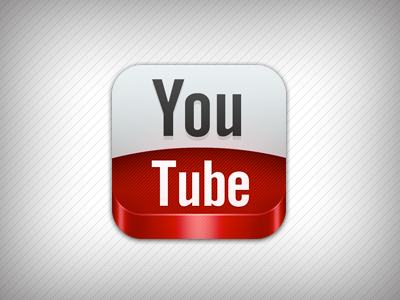 how to make a youtube icon on ipad