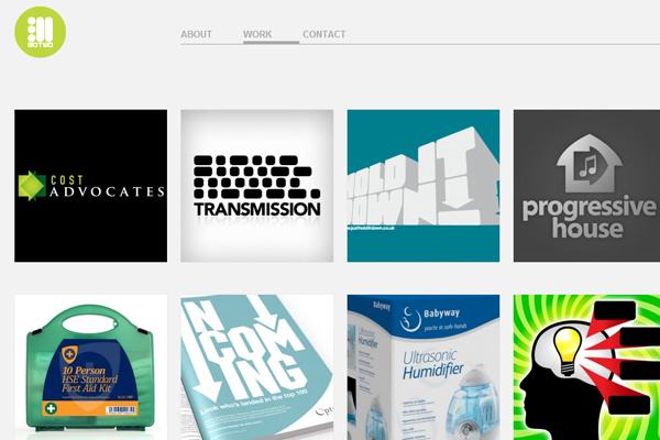 30two media design consultancy agency portfolio
