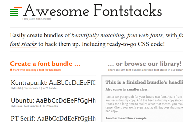 minimal website interface whitespace design