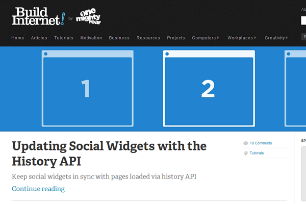 tech news social media buildinternet magazine