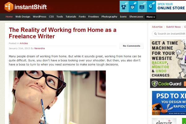instant shift webdesign technology blog posts