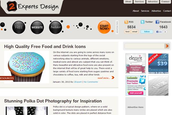 expert web design blog magazine articles