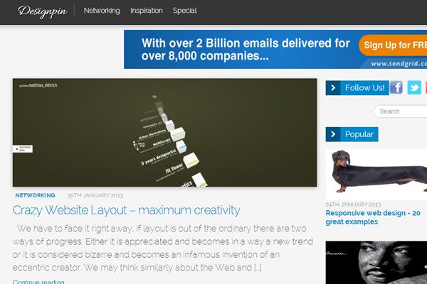 web design community tutorials inspiration showcase
