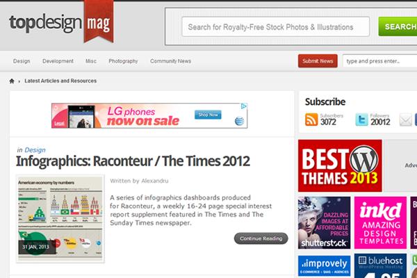 top design magazine - Top Design Mag