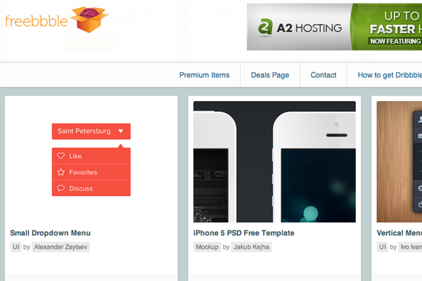 freebbble design network download psd ai files