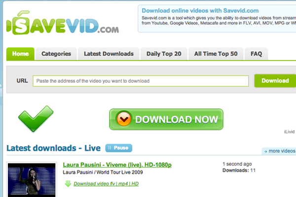 savevid keepvid save copies youtube videos online tools webapp