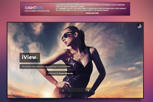 iview sliding plugin slideshow jquery