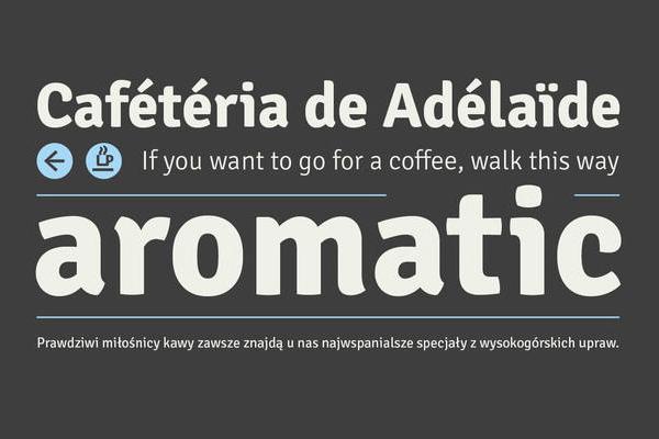 signika web font freebie download