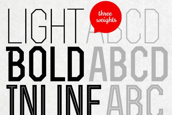 rex typography font family freebie free download