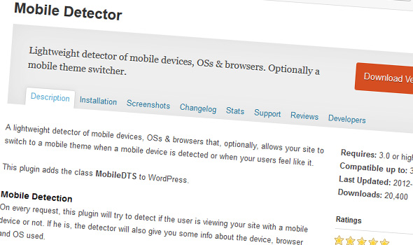mobile-detector