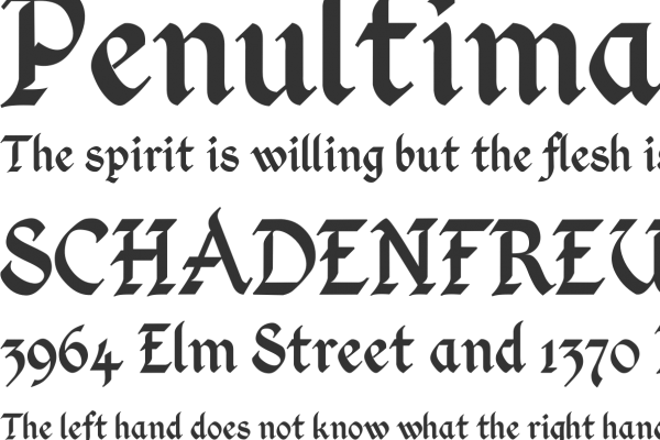 font squirrel kingthings calligraphica open source