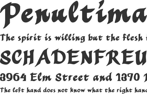 mothproof script calligraphy font download