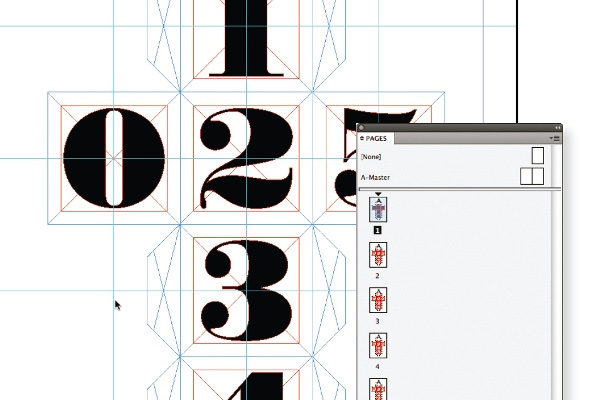 3d popout calendar indesign how to design