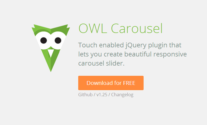 open source carousel plugin jquery download