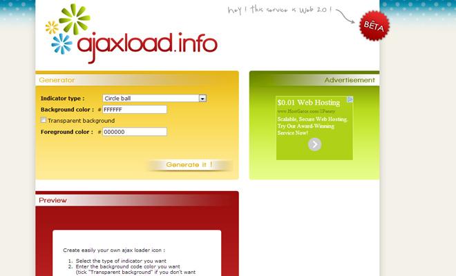 small loaders icons gif generator ajax circles